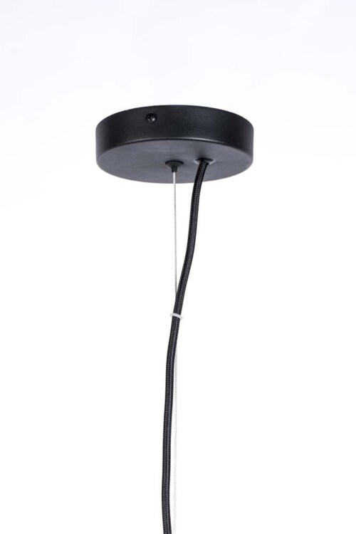 Zuiver Hawk Black hanglamp-Tall
