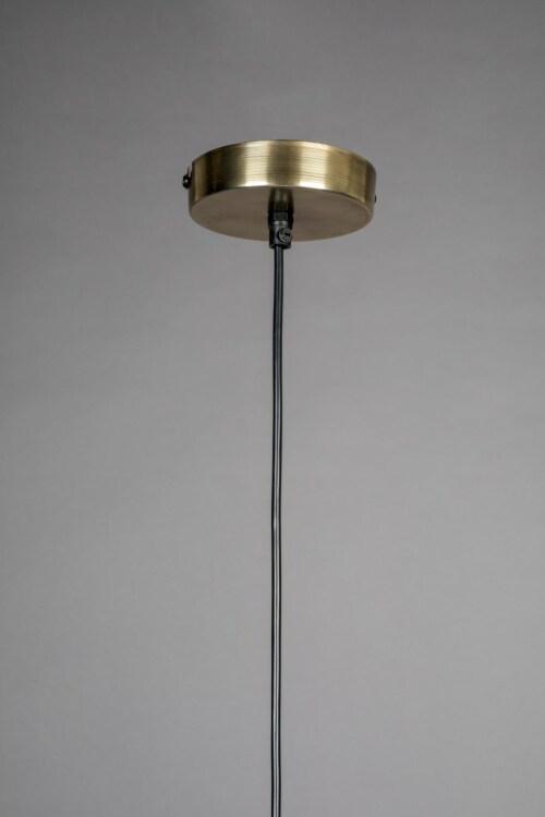 Dutchbone Luca hanglamp-Brass-M