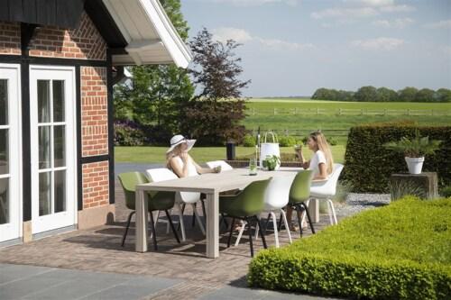 Hartman Sophie Element teak tafel-300x100 cm