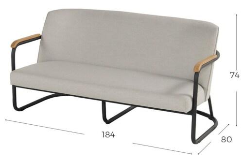 Hartman Studio 54 Lounge sofa