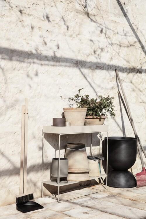 Ferm Living Plant Box Two-Tier-Cashmere