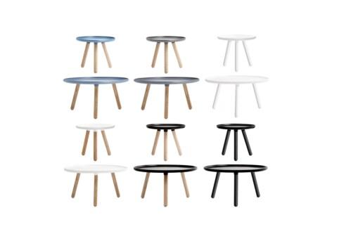 Normann Copenhagen Tablo Table large tafel-Blauw