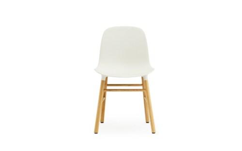 Normann Copenhagen Form Chair stoel-Wit