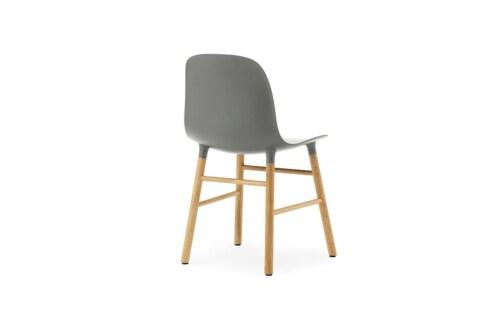 Normann Copenhagen Form Chair stoel-Grijs