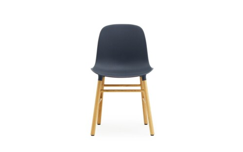 Normann Copenhagen Form Chair stoel-Blauw