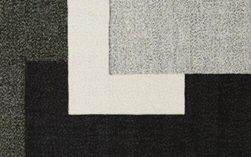 Normann Copenhagen Polli vloerkleed-Grey Multi-100x200 cm