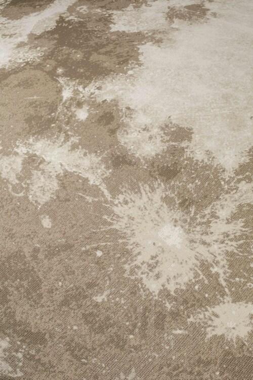 Zuiver Moon vloerkleed-Soft latte-Ø 200 cm