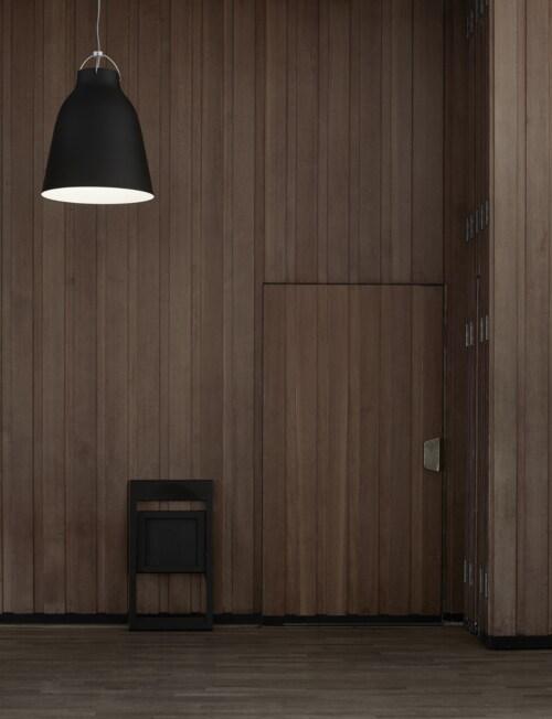 Lightyears Caravaggio glossy P4 hanglamp-Wit