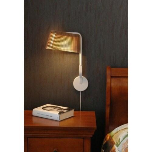 Secto Design Owalo 7030 wandlamp-Natural
