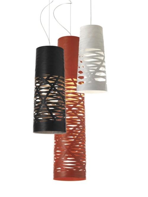 Foscarini Tress hanglamp-Mini-Wit