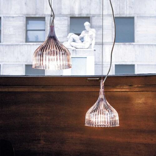 Kartell É hanglamp-Kristal