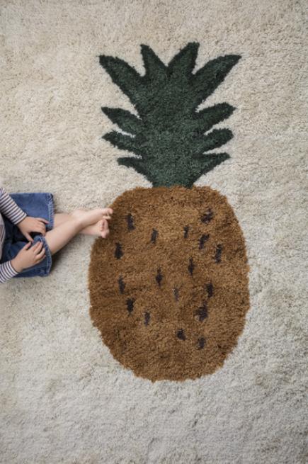 Ferm Living Fruiticana Tufted vloerkleed-120x80 cm