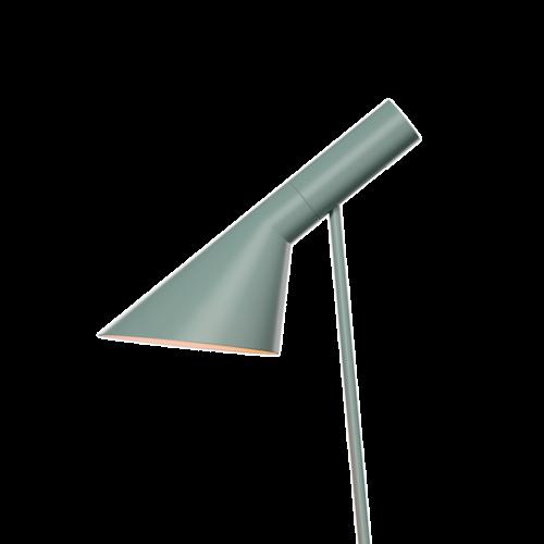 Louis Poulsen AJ vloerlamp-Bleek petroleum