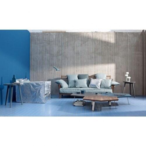Louis Poulsen AJ vloerlamp-Donker blauw