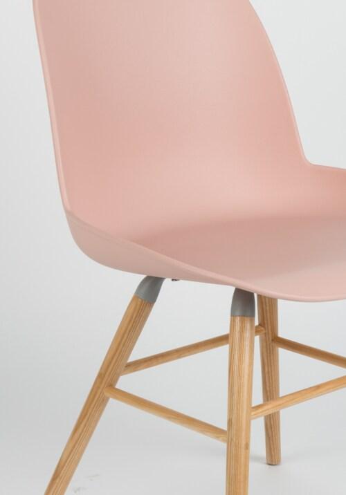 Zuiver Albert Kuip stoel-Roze