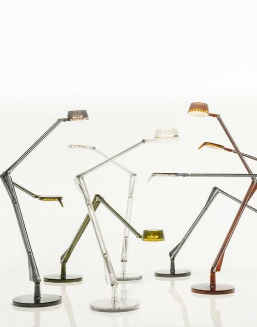 Kartell Aledin Dec tafellamp-Fume