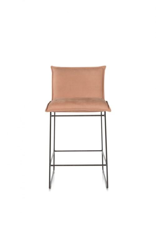 Jess design Amy Aurula pink oblique barstoel