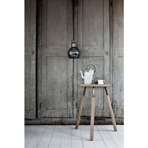 &tradition Mega bulb hanglamp-Goud-Snoer wit