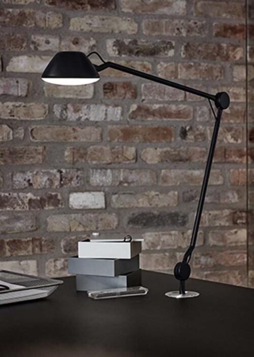 Lightyears AQ01 read tafellamp-Blauw