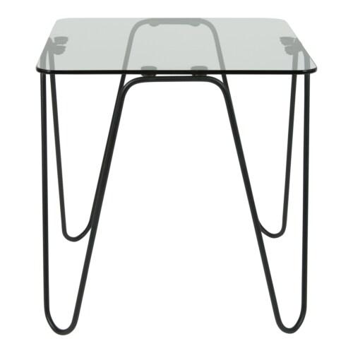 Torna Design Aramis glass bijzettafel-38x38 cm