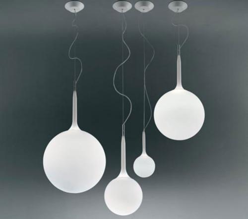 Artemide Castore hanglamp-Kap ∅ 14 cm