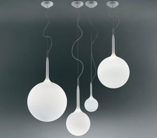 Artemide Castore hanglamp-Kap ∅ 42 cm