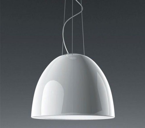 Artemide Nur Gloss hanglamp-Wit