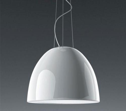 Artemide Nur Gloss LED hanglamp-Wit