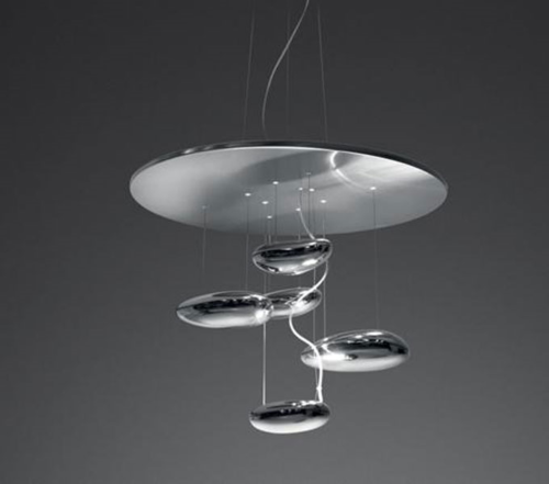 Artemide Mercury Mini Sospensione Suspension hanglamp