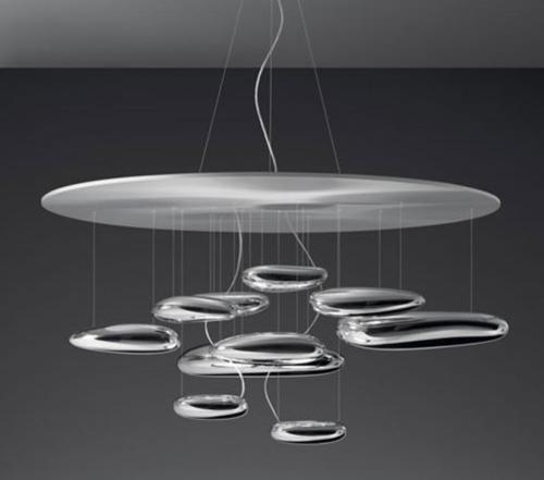Artemide Mercury Sospensione Suspension hanglamp