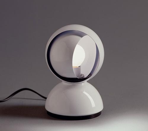 Artemide Eclisse tafellamp -Wit