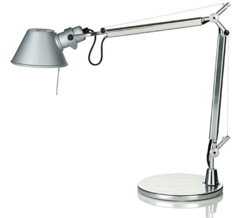 Artemide Tolomeo Micro tafellamp-Aluminium