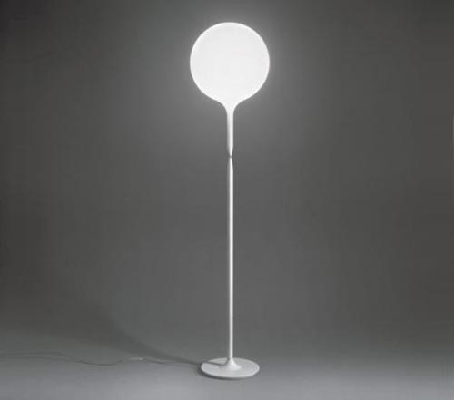 Artemide Castore Terra vloerlamp-Kap ∅ 35 cm