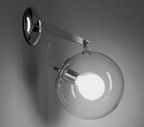 Artemide Miconos Parete wandlamp