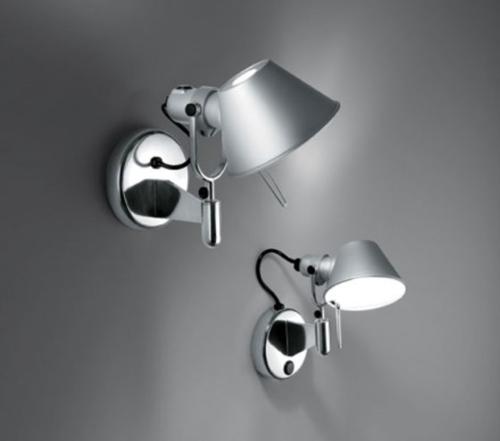 Artemide Tolomeo Faretto LED wandlamp-Zonder schakelaar