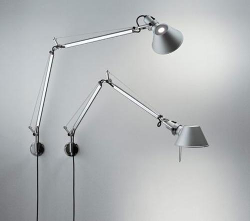 Artemide Tolomeo Parete wandlamp - Aluminium