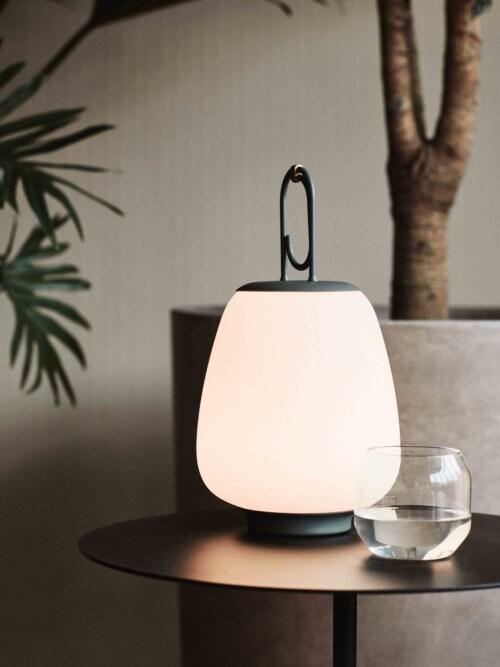 &tradition Lucca SC51 tafellamp-Zwart