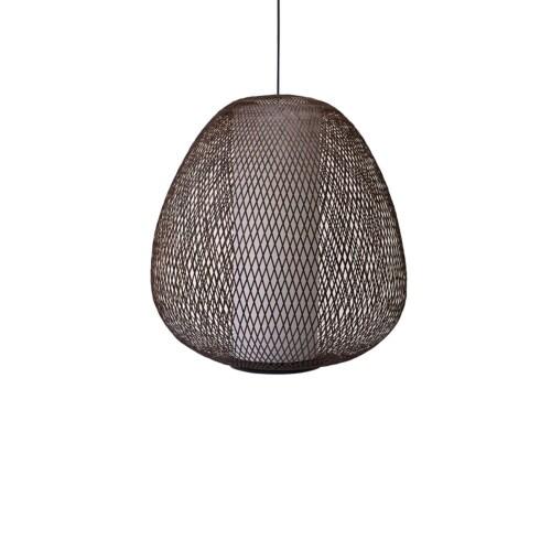 Ay Illuminate Twiggy Egg hanglamp-Bruin