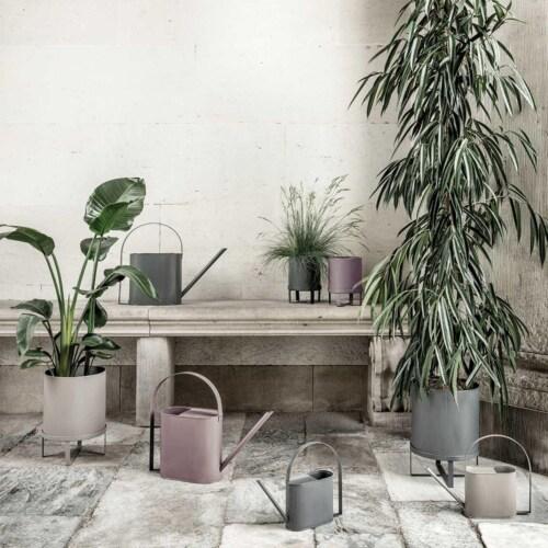 Ferm Living Bau bloempot-Warm grijs-Small