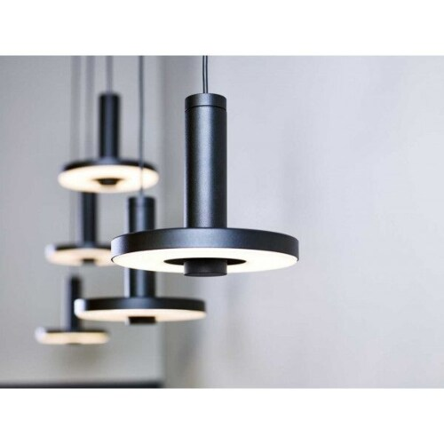 Tonone Beads LED set van 3 linear hanglamp