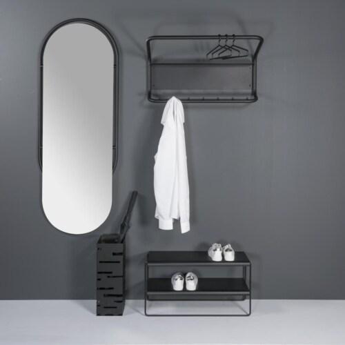 Torna Design Sfera oval spiegel