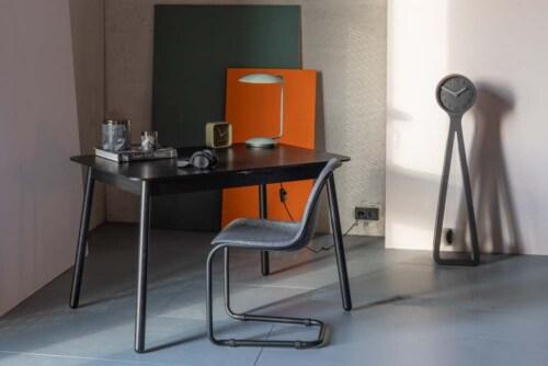 Zuiver Thirsty stoel-Graphite grey