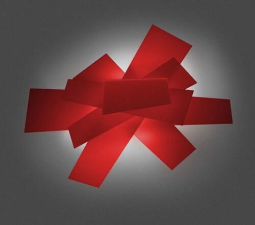 Foscarini Big Bang plafondlamp-Rood