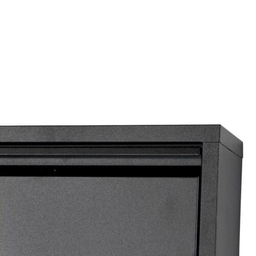 Spinder Design Billy 5 schoenenkast - zwart