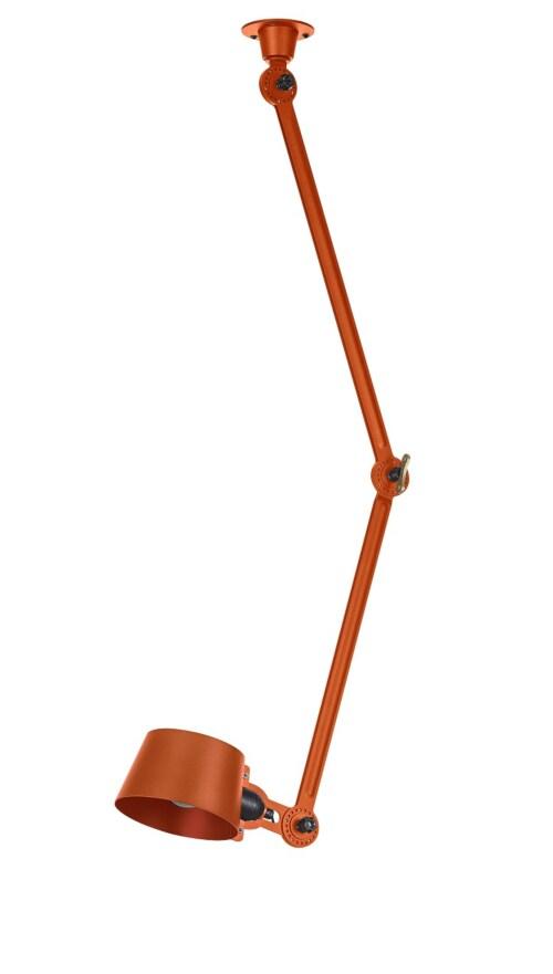 Tonone Bolt 2 Arm Side Fit plafondlamp-Ash grey