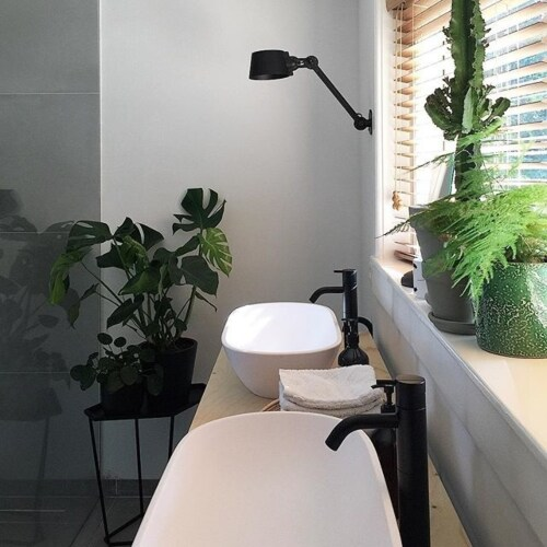 Tonone Bolt Side Fit Install wandlamp-Pure white