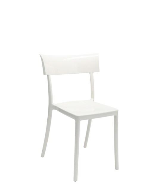 Kartell Catwalk stoel-Wit