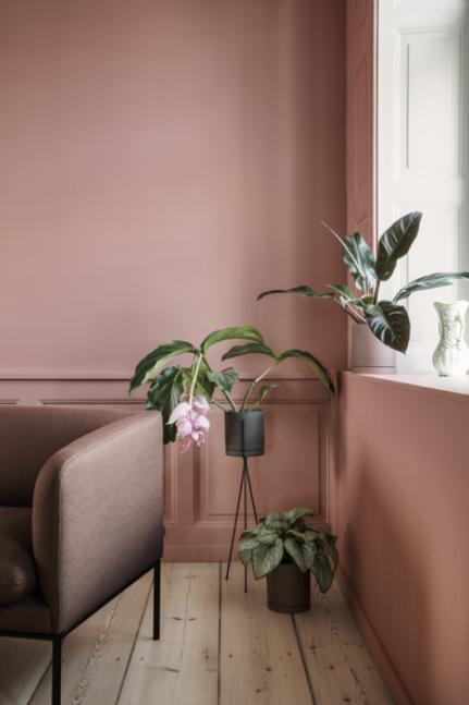 Ferm Living Sekki Pot-Rust-Medium