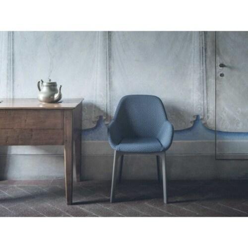 Kartell Clap stoel-Zwart-Groen