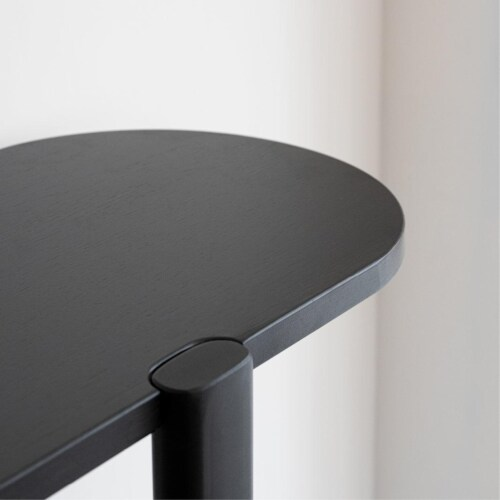 Studio HENK Oblique Cabinet OB-4L wit frame-250 cm (3 frames)-Hardwax oil light